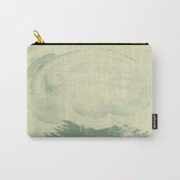 Let Your Mind Wander (Green) Carry-All Pouch