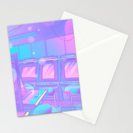 NEONPOLIS Stationery Cards