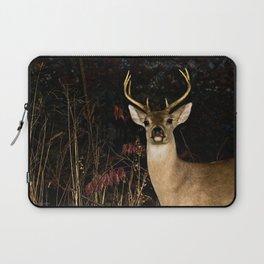 Whitetail Deer Laptop Sleeve