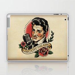 Long Live The King / Elvis Laptop & iPad Skin