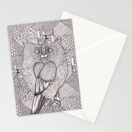 Spot the Love Birds Stationery Cards