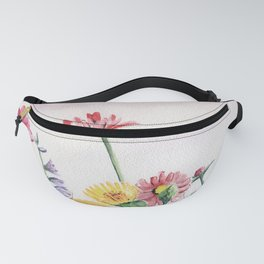 Wildflower Fanny Pack