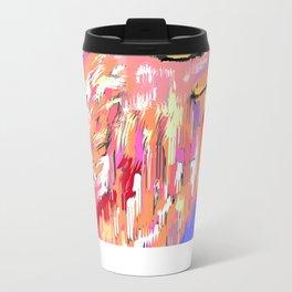 Risen Rooster Metal Travel Mug