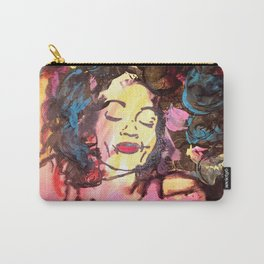 I am Black Girl Magic Carry-All Pouch
