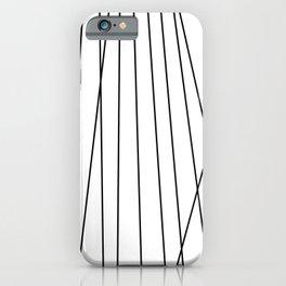 Light Bamboo iPhone Case