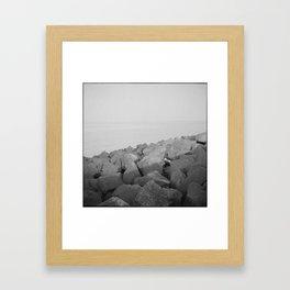 Portobello Framed Art Print