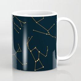Bronze Constellations Coffee Mug