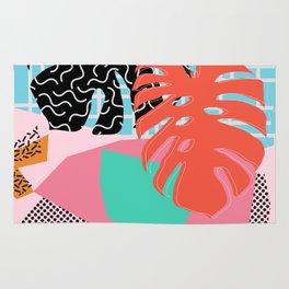 Memphis Palm Rug