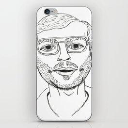 DAHMER SOLO iPhone Skin