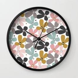 Lilla Wall Clock