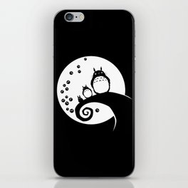 Anime Ghibli iPhone Skin