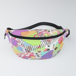 Rad Retro Party Fanny Pack