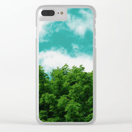 Uplift Clear iPhone Case
