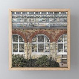 STANDEN2 Framed Mini Art Print
