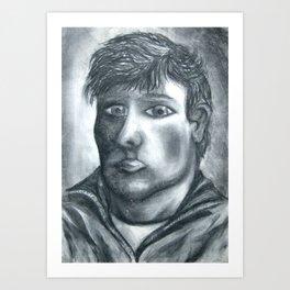 personality has been taken Art Print