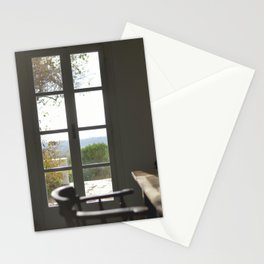 Door with a View Stationery Cards