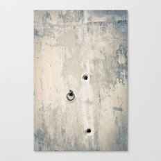 Cement Wall Textures Canvas Print