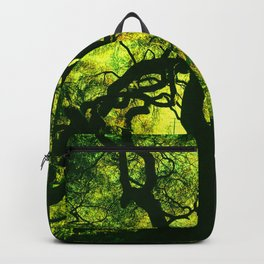 Green is the Tree Backpack