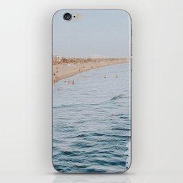 Santa Monica Beach, California iPhone Skin