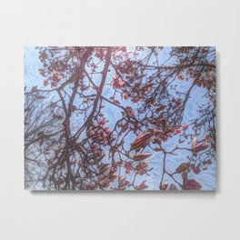 And Then It Was Spring Metal Print