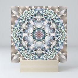 Flower of Life Mandalas 1 Mini Art Print