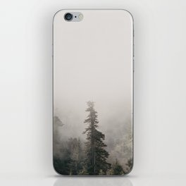 Forbidden Forest - Wanderlust Nature Photography iPhone Skin