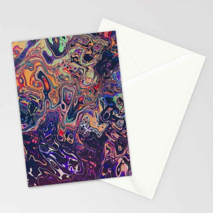 AURADESCENT Stationery Cards