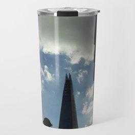 Shards Of Sky Travel Mug