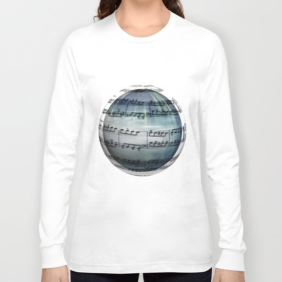 Music is My World Long Sleeve T-shirt