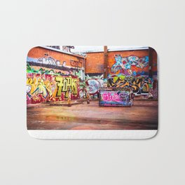 Graffiti Galore Bath Mat