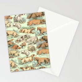 BIRDDOGS IN THE FIELD - MINT Stationery Cards