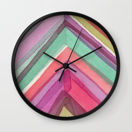 Pivot in Girly-Girl Wall Clock