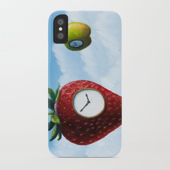 D (StrawberryClock's Dream) iPhone Case
