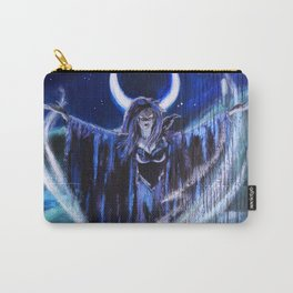 """""""Goddess Macha"""" by Rev. Paul Messerle, HP Carry-All Pouch"""