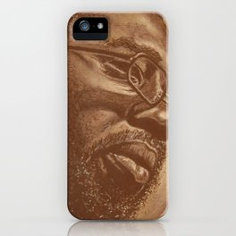 incredible curtis! iPhone Case