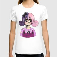 doll T-shirts featuring Doll by MintyMists