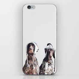 Woof 2 iPhone Skin