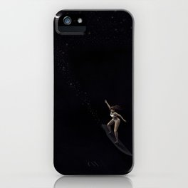 The Perfect Wave iPhone Case