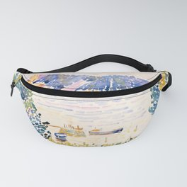 "Henri-Edmond Cross ""Cap Nègre"" Fanny Pack"