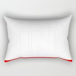 Gambino - II Rectangular Pillow