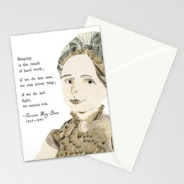 Homage to Frances Mary Buss Stationery Cards