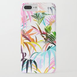 rainbow forest iPhone Case
