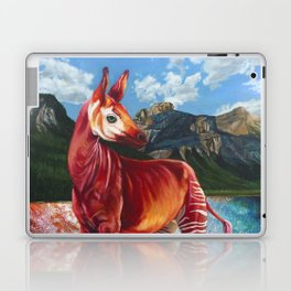 A Ravenous Fortification Laptop & iPad Skin