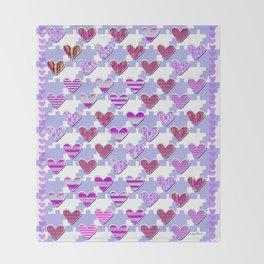 Sweetooth Love Throw Blanket