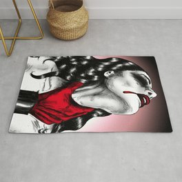 Crime Of Passion Rug