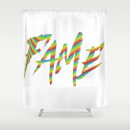 Fame Shower Curtain