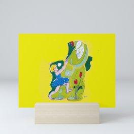 Summer Fun !    by   Kay Lipton Mini Art Print