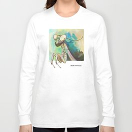 Henri Mantisse Long Sleeve T-shirt