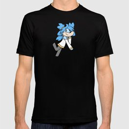 Blue - Official Character Art T-shirt