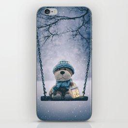 Teddy 3 iPhone Skin